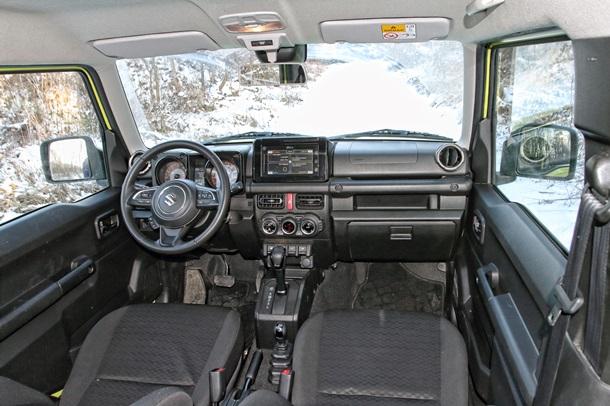 Единственный и неповторимый: новый Suzuki Jimny  4
